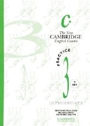 Аудиокнига New Cambridge English Course Level 3 (practice book, test book, teacher's book, audio)