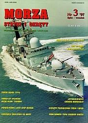 Журнал Morze Statki i Okrety 1997 No 03