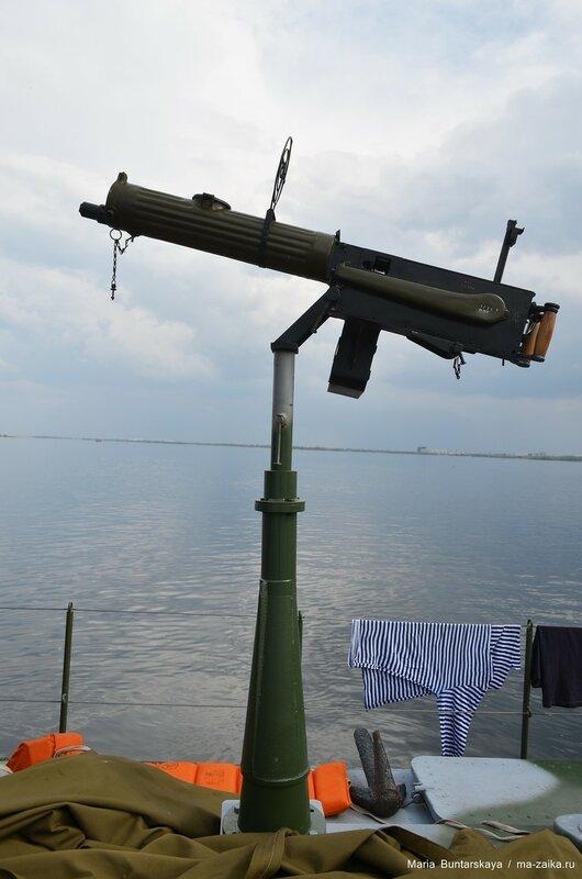 Бронекатер БК-73, Саратов, 05 мая 2015 года