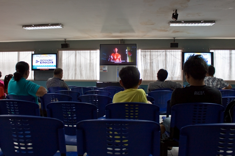 Филиппины, паром из Себу на Бохол