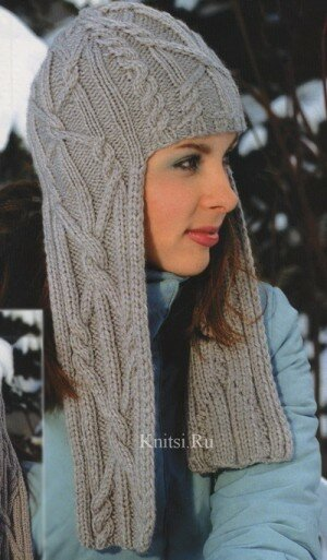 Суббота Схемы вязания шапочки