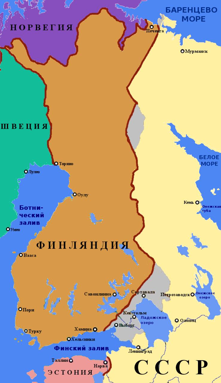 Мирный Договор Ссср С Финляндией