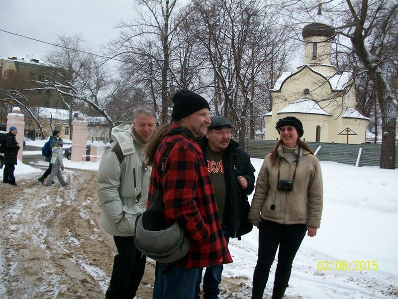 у Андроникова монастыря