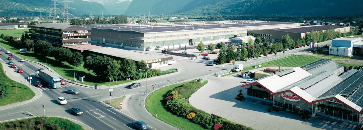 Завод Либхерр в Леинце