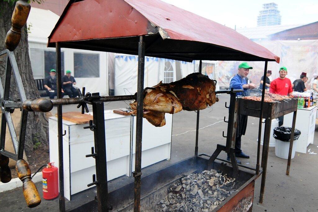 Фестиваль Мировой Еды