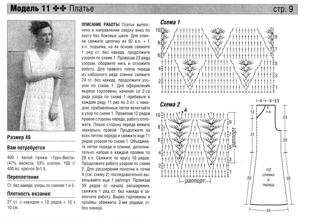 Реглан крючком сверху модели со схемами фото