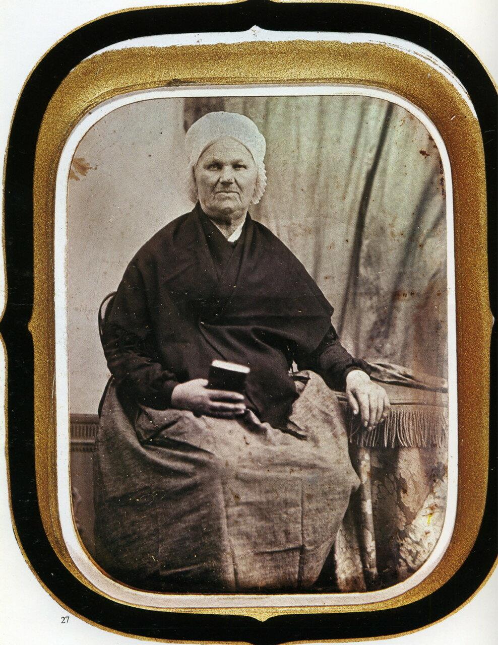 1850-е. Горничная
