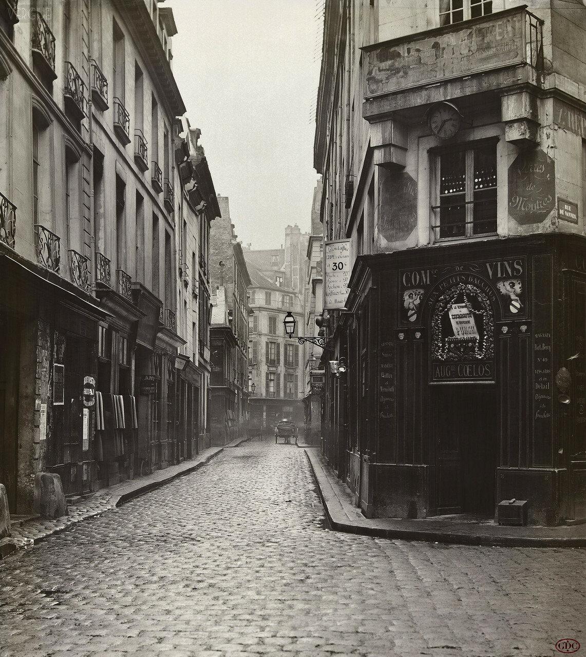 Рю дэ доз-экю, 1866