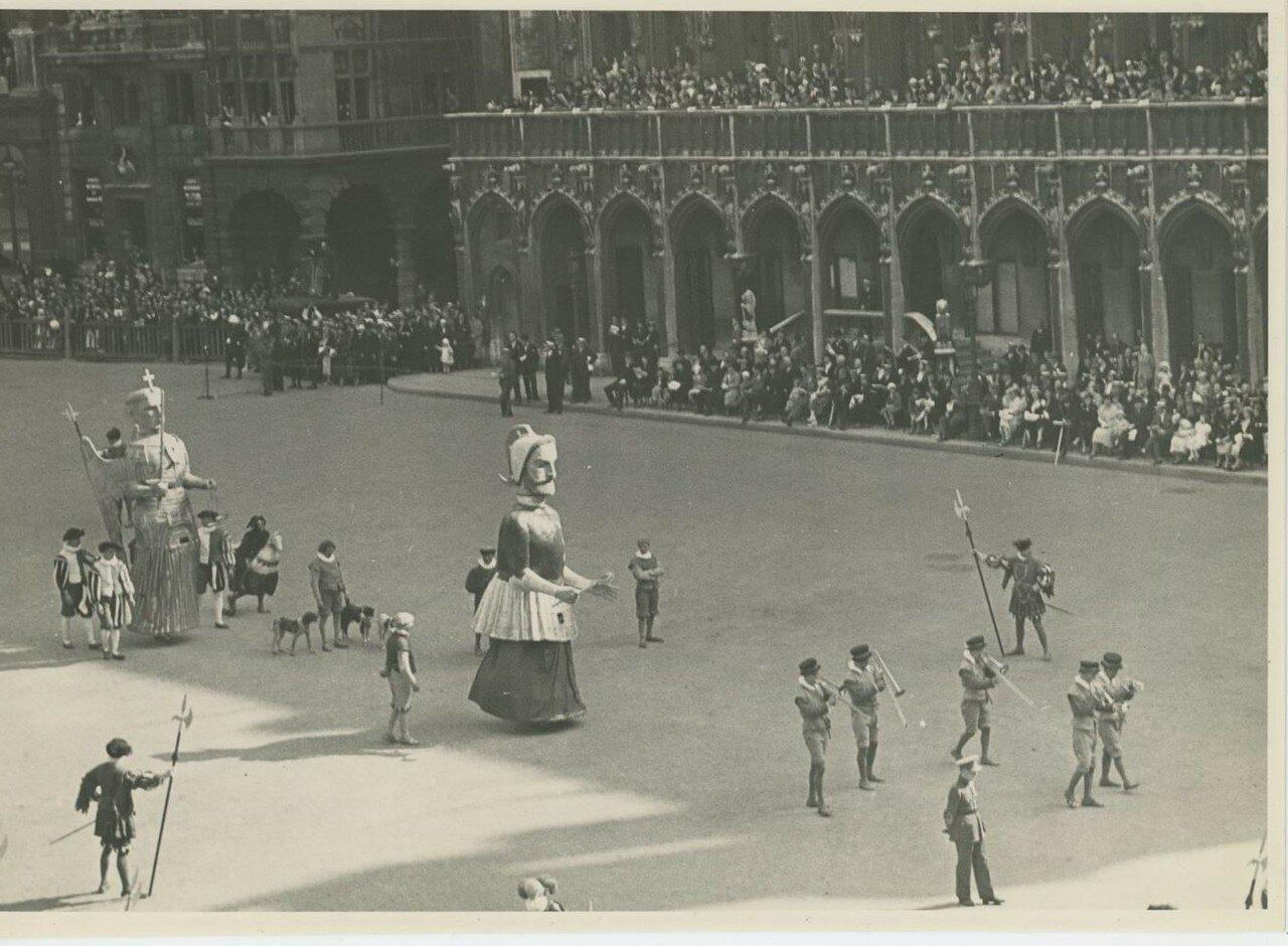 Праздник Оммеганг. 1935