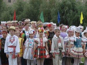 """Фестиваль """"Венок дружбы"""" в Бобруйске. Открытие"""