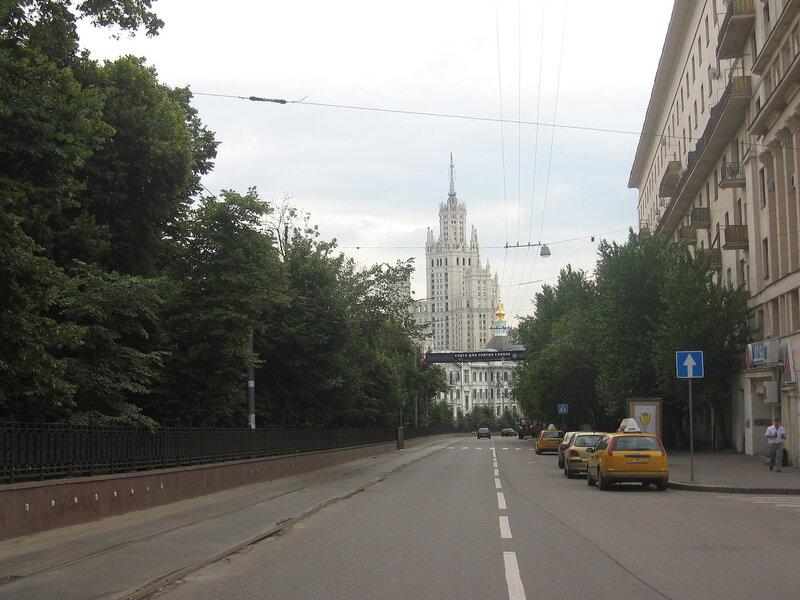 Яузский бульвар