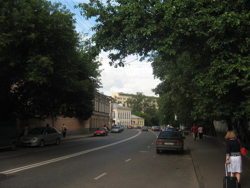 Улица Воронцово поле (Обуха)