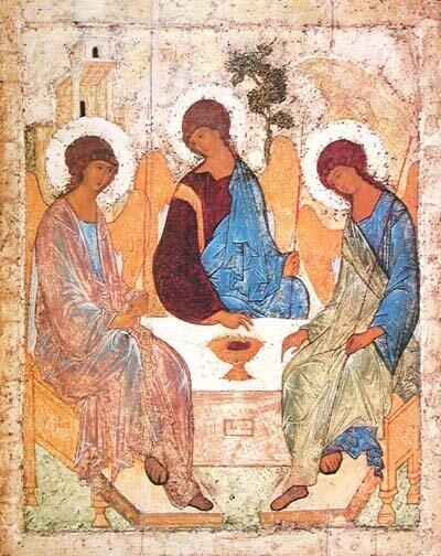 Троица Ветхозаветная