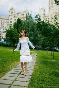 Танец Кошки девушка, портрет, Лена, Cat_named_cat, Москва