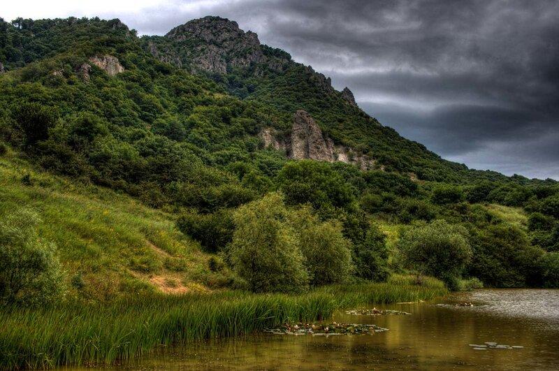 озеро» Гора Бештау