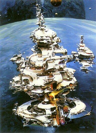 Будущее от John Berkey