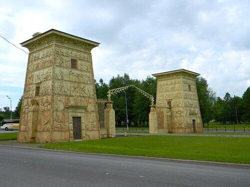 Египетские ворота