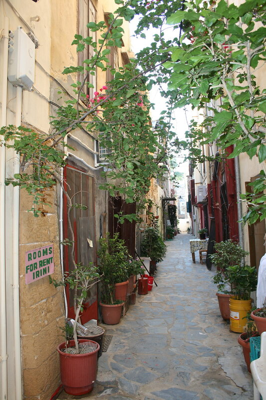 Крит, Ханья - старый город