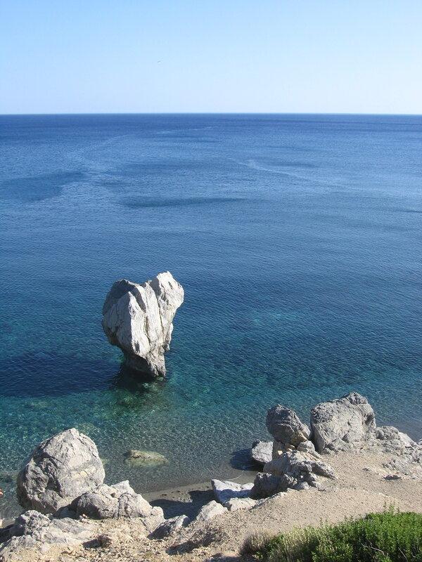 Крит, пляж Превели