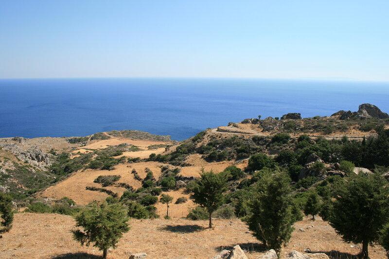 Крит, район Превели