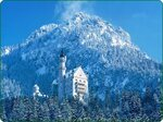 Neuschwanstein Castle, Bavaria, Germany - snow.jpg