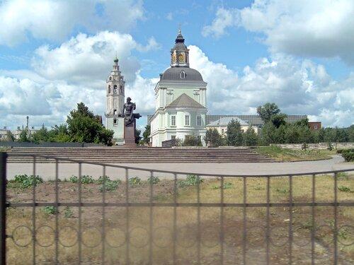 Николо Зарецкий храм Тула святыни