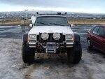 Снего-сафари в Исландии