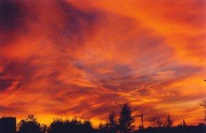 Небесный огонь, 2000