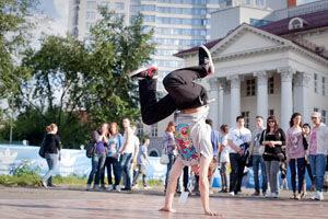 adidas Originals устроил грандиозную уличную вечеринку в Москве