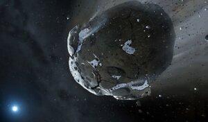 """Мимо Земли сегодня пролетит """"платиновый"""" астероид"""