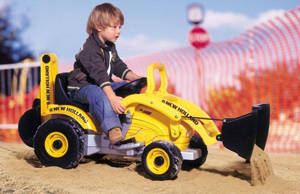 Электромобиль  для ребенка - шаг к взрослой жизни