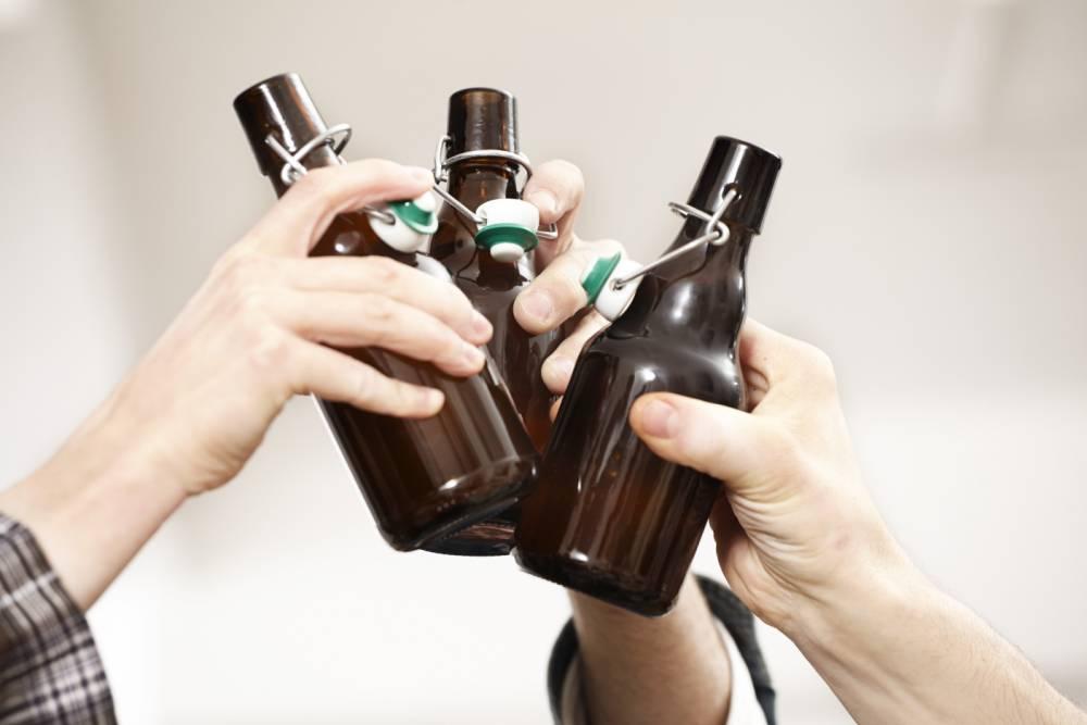 9. В пиве полно витаминов. «Если вы внимательно проанализируете химический состав хорошего пива, то