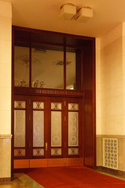 Дверь, Дом народных собраний, Пекин