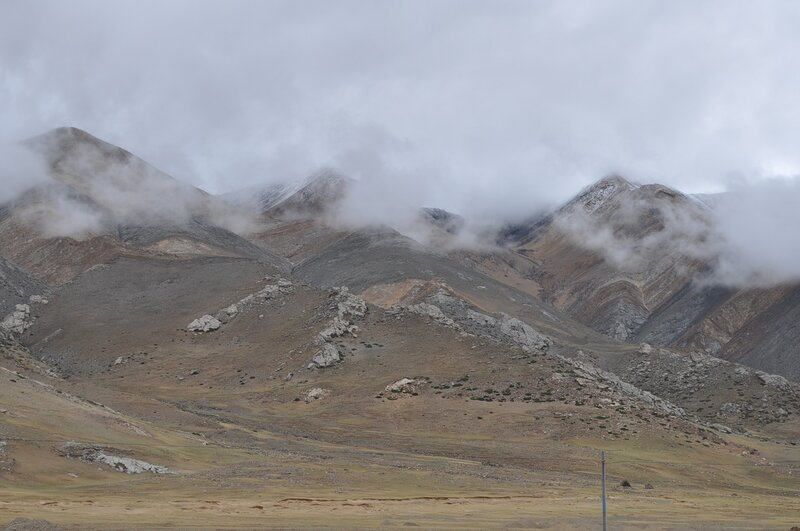 Тибетские странствия-3. Горы.