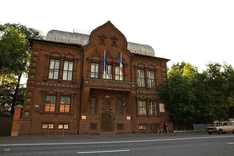 Бывшая Цветковская галерея