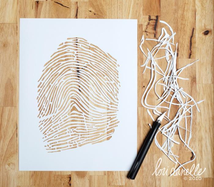 любовни отпечатъци от пръстите