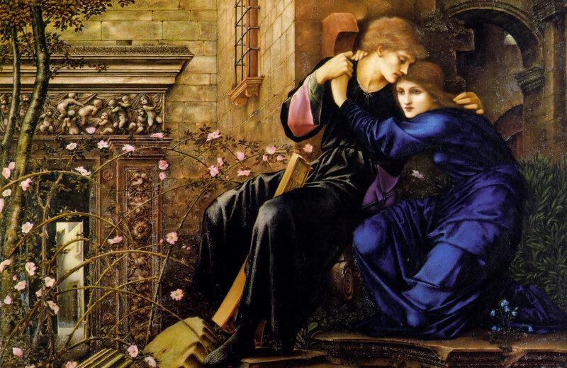Любовь среди руин