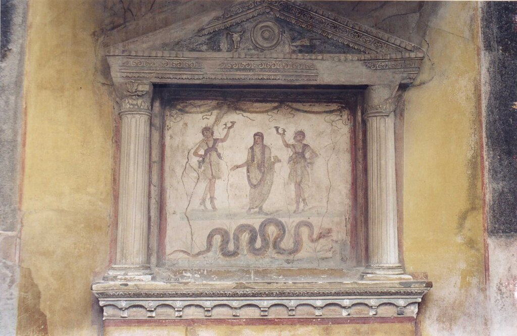 an observation and analysis of the ancient city of pompeii
