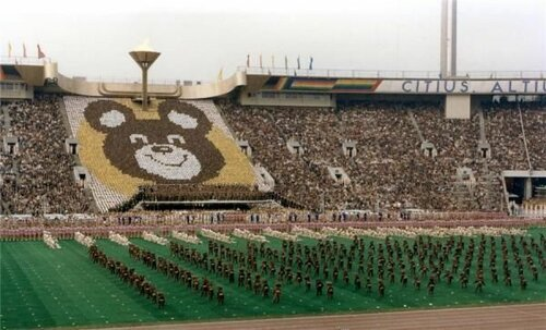 картинки талисманов летних олимпийских игр