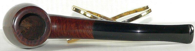 Mattner Finest Corsican Briar bent pipe