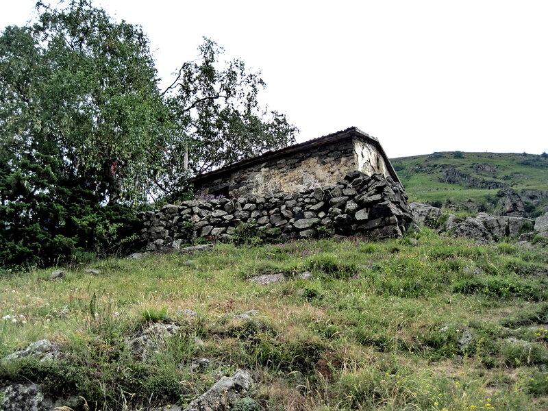 Древнейшая часовня (XIII век).