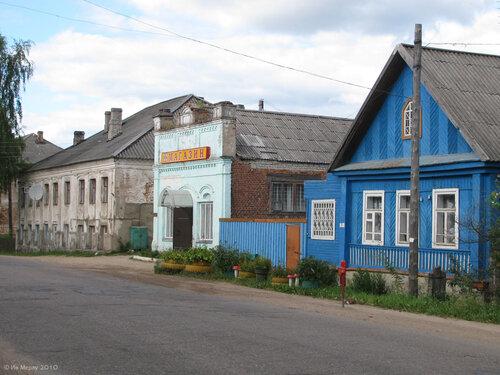 город белый тверская область фото