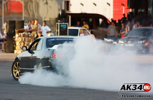 AK34.RU | 10 июля 2010 - 2й Открытый чемпионат города по Дрифту PWRS-Drift 2010 (Jonh Skorpion)
