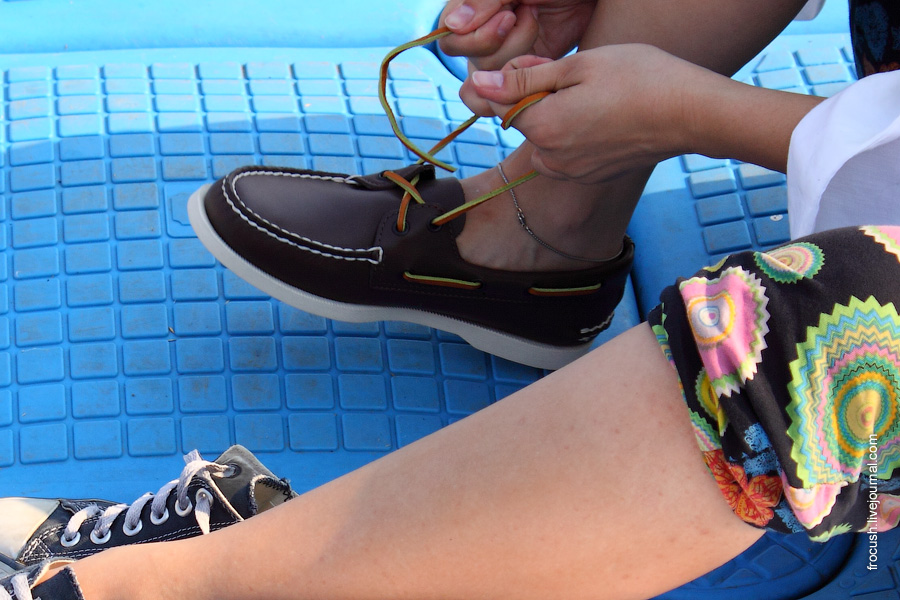 Яхтенная обувь Sperry Top-Sider