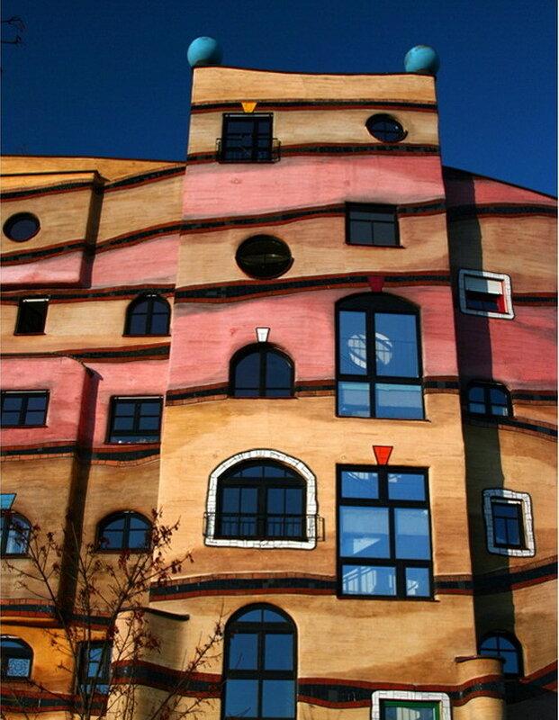 Лесная Спираль в Дармштаде