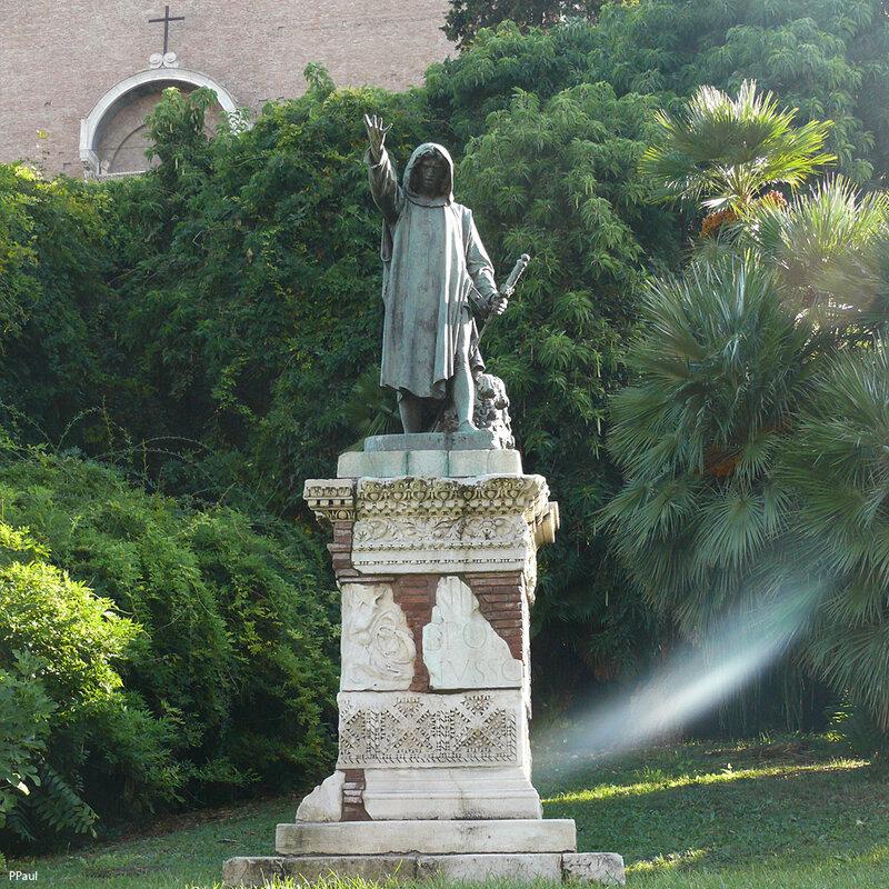 Статуя Кола-де-Риенца