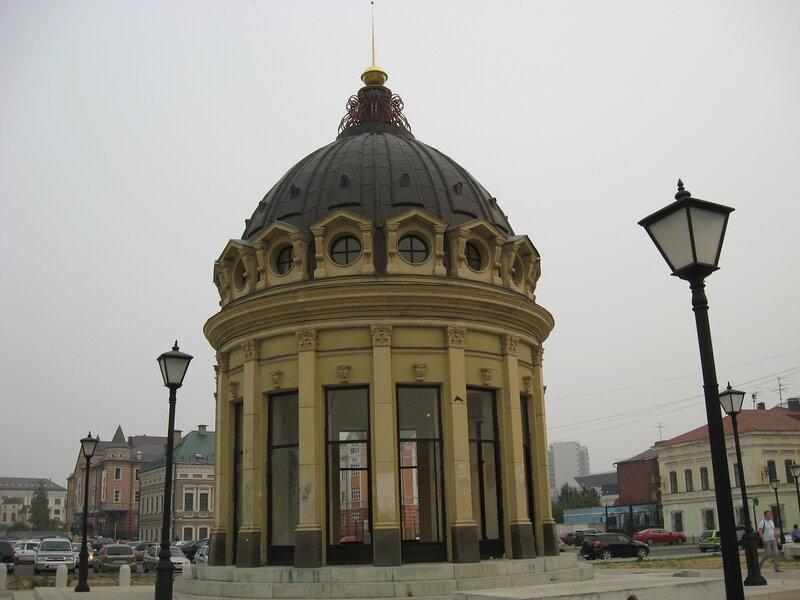 Казань, улица Петербургская.