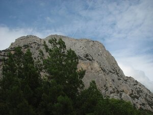 вершина Куш-Кая