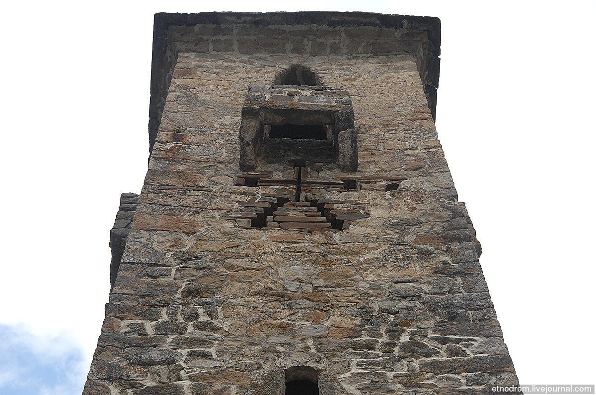 Боевая башня в Эгикале