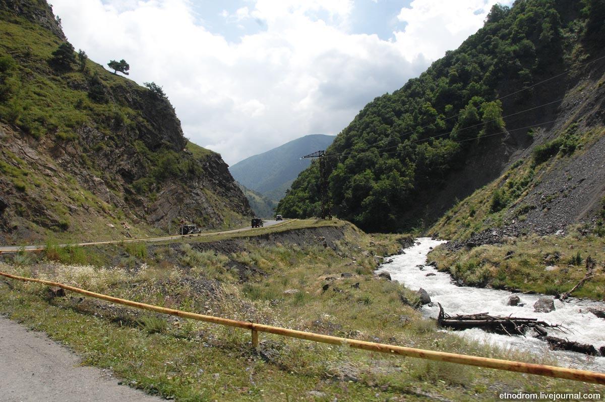 Джейрахское ущелье